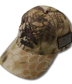Kryptek Highlander Camo CWA Hat