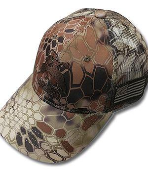 Kryptek Highlander Camo CWA Mesh Hat