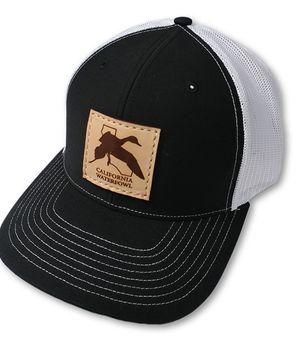 Black CWA Patch Hat