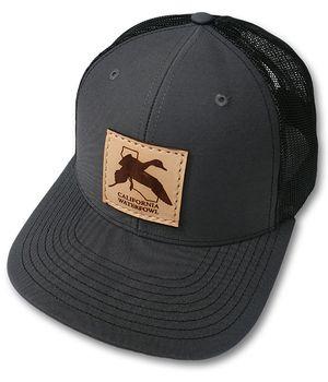 Charcoal CWA Patch Hat