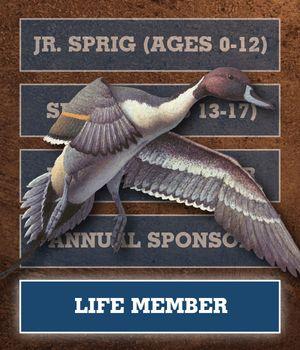 Gift Membership - Life Member