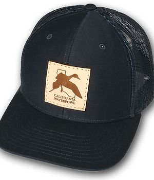 Navy Blue CWA Patch Hat
