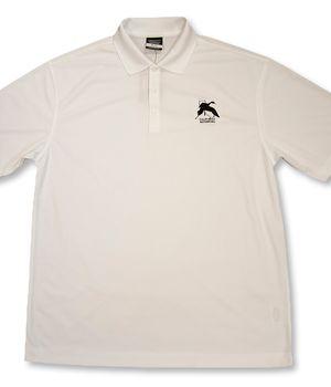 Nike DRI-FIT Golf Shirt - White