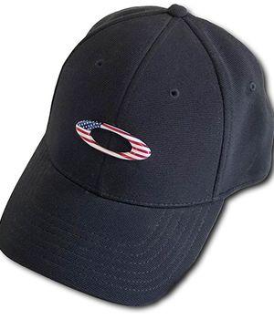 Oakley Tincan Black Hat