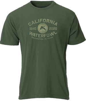 California Waterfowl Men's Everglade Shirt