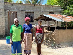 Chico Antônio Family
