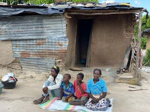 Ana Antônio Family