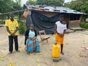 Josefa Mariamo Goronga Family