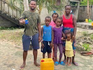 Jone Elias Jone Family