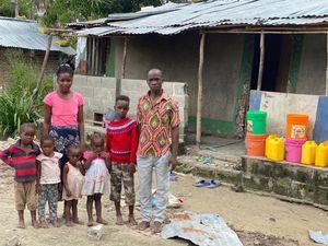 Simone Lucas Nginga Family