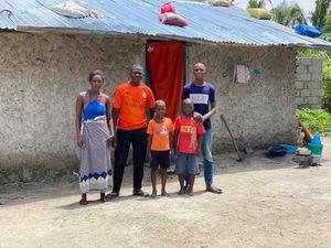 João Bernardo Bulande Family