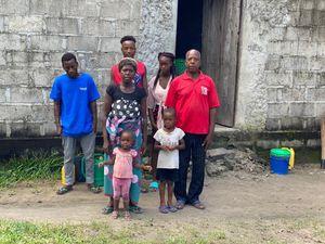 Landane Fulande Lacate Family