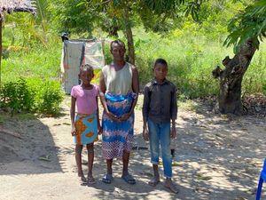 Antonita Bundede Cebo Family