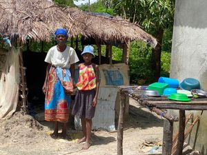 Joana Maneca Domingo Family