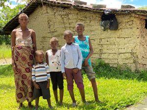 Felizberto João Nivao Family