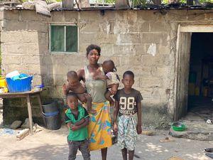Ezerino Dias Agustinho Family