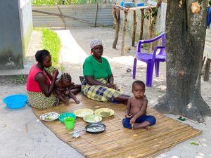 Antônio Jó Tesoura Family