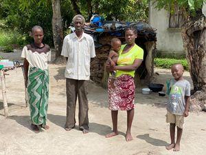 Gando Guente Nhamatanda Family