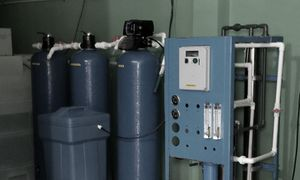 Water Filtration Plants