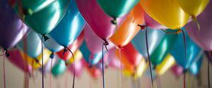 Birthday Wishes (Balloons)