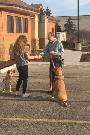 Canine Good Citizen: October 2 at 9AM