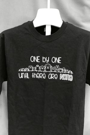 One By One - Black