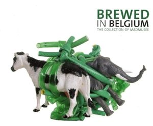 Brewed in Belgium: The Collection of MADmusée