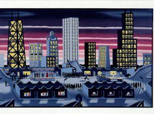 Roger Brown Postcard