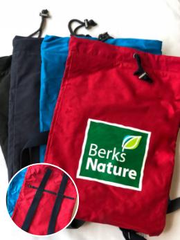 Berks Nature Canvas Drawstring Bag