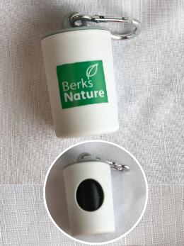 Berks Nature Pet Waste Bag Dispenser