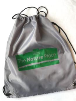 The Nature Place Drawstring Bag
