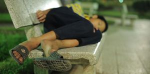 Care and shelter for street kids