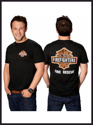 Men's Fire Rescue Tee